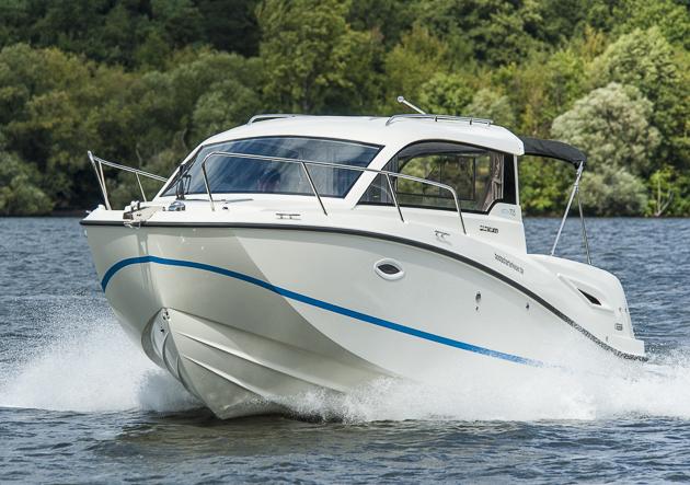 Quicksilver Activ 705 Cruiser: Multitalent mit Familiensinn