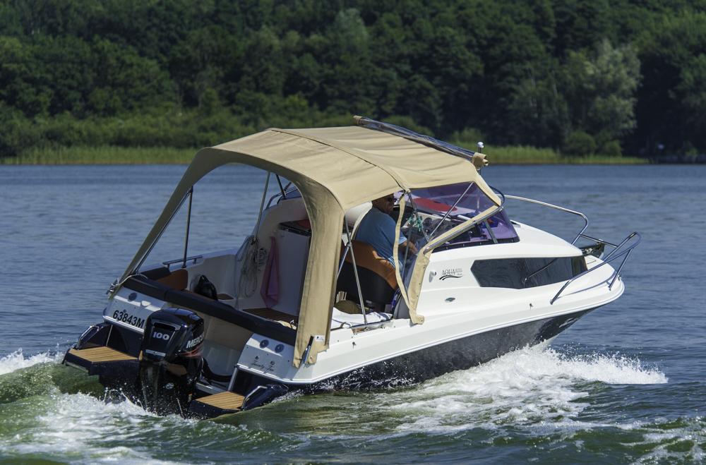 2015 AquaRoyal Cruiser 680-7439