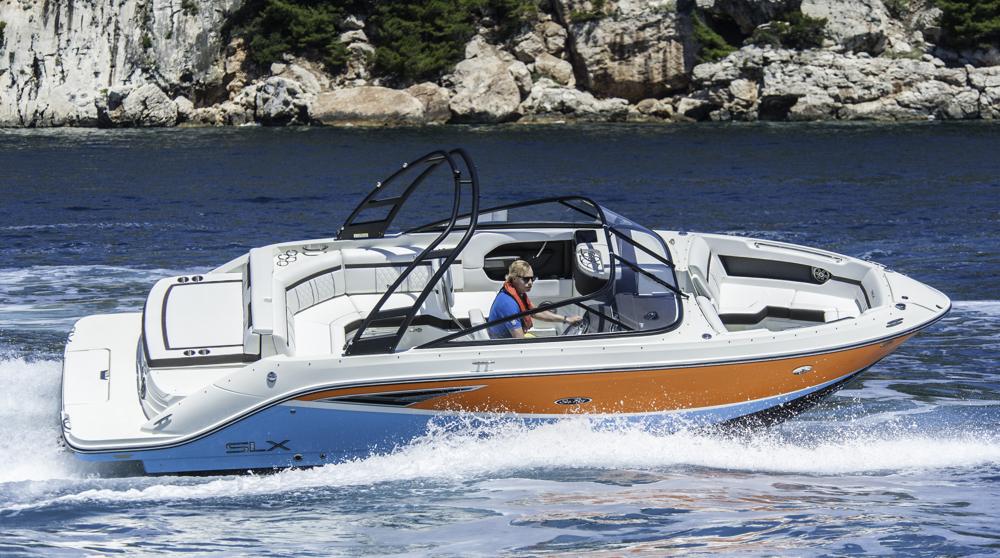 2016 Sea Ray 250 SLX-0582