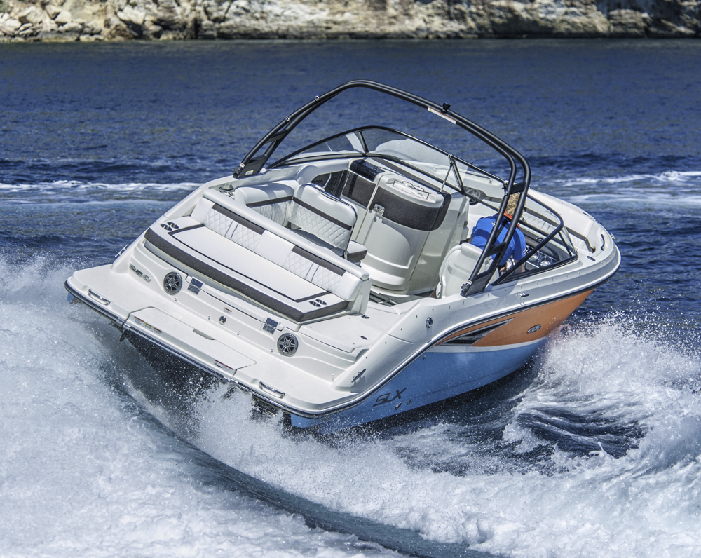2016 Sea Ray 250 SLX-0626