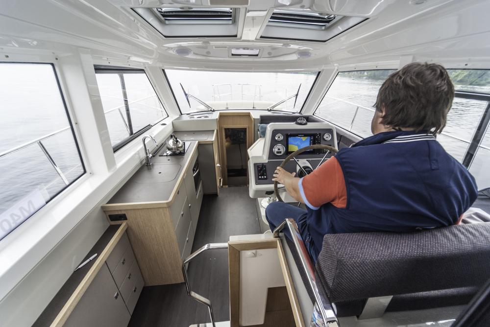 Bavaria E34  Foto boats.com/Wanke