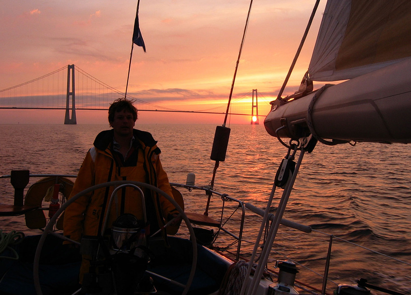Stimmungsbild: Brücke über den Großen Belt. Foto: Pantaenius