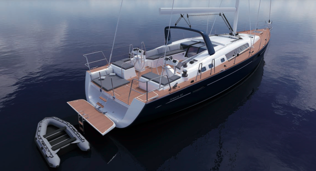 Beneteau Oceanis 60: Neues Flaggschiff der Oceanis-Reihe mit viel Platz und Luxus