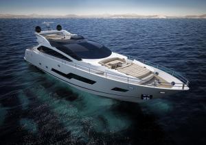 Sunseekeer 101 Sport Yacht