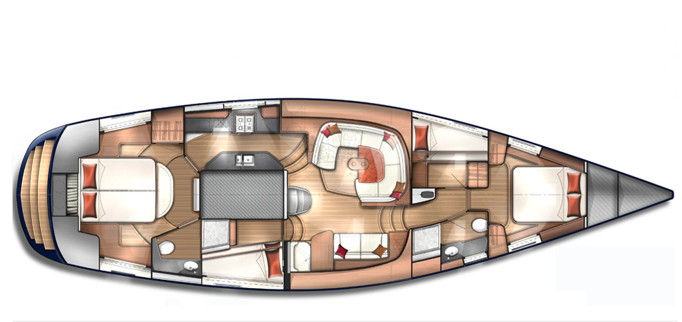 Discovery 58 Layout