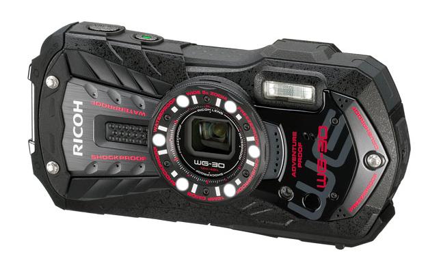 Ricoh WG-30 Kompaktkamera