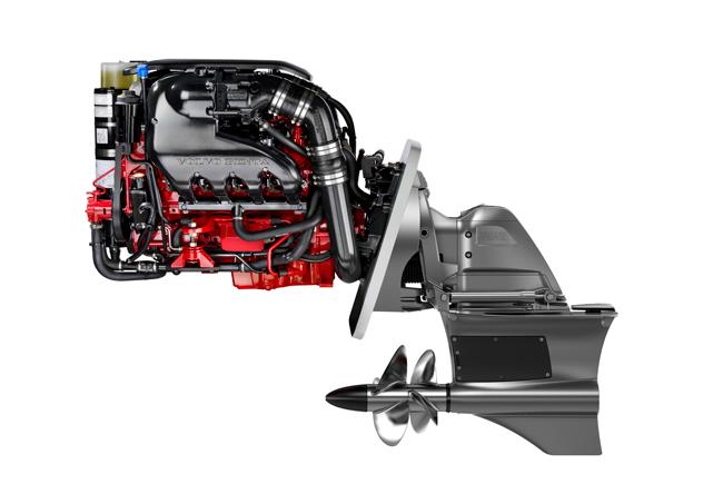 Props vorne: Der neue Forward Drive von Volvo Penta