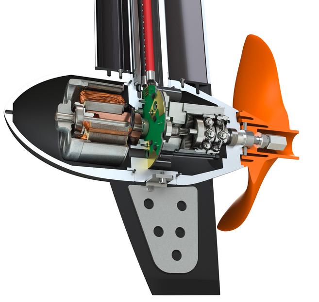 Elektroaußenborder: Torqeedo überarbeitet Cruise-Modelle
