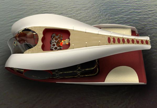 Vision & Wirklichkeit: 5 absurde Avantgarde-Boote