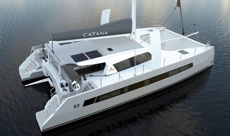 Catana 53: Größer, leichter, moderner