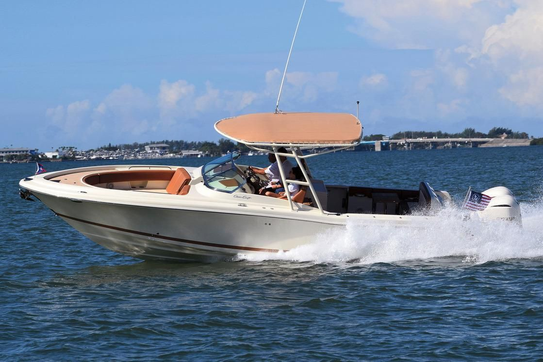 Chris-Craft Calypso 30: Endlich auch in Europa
