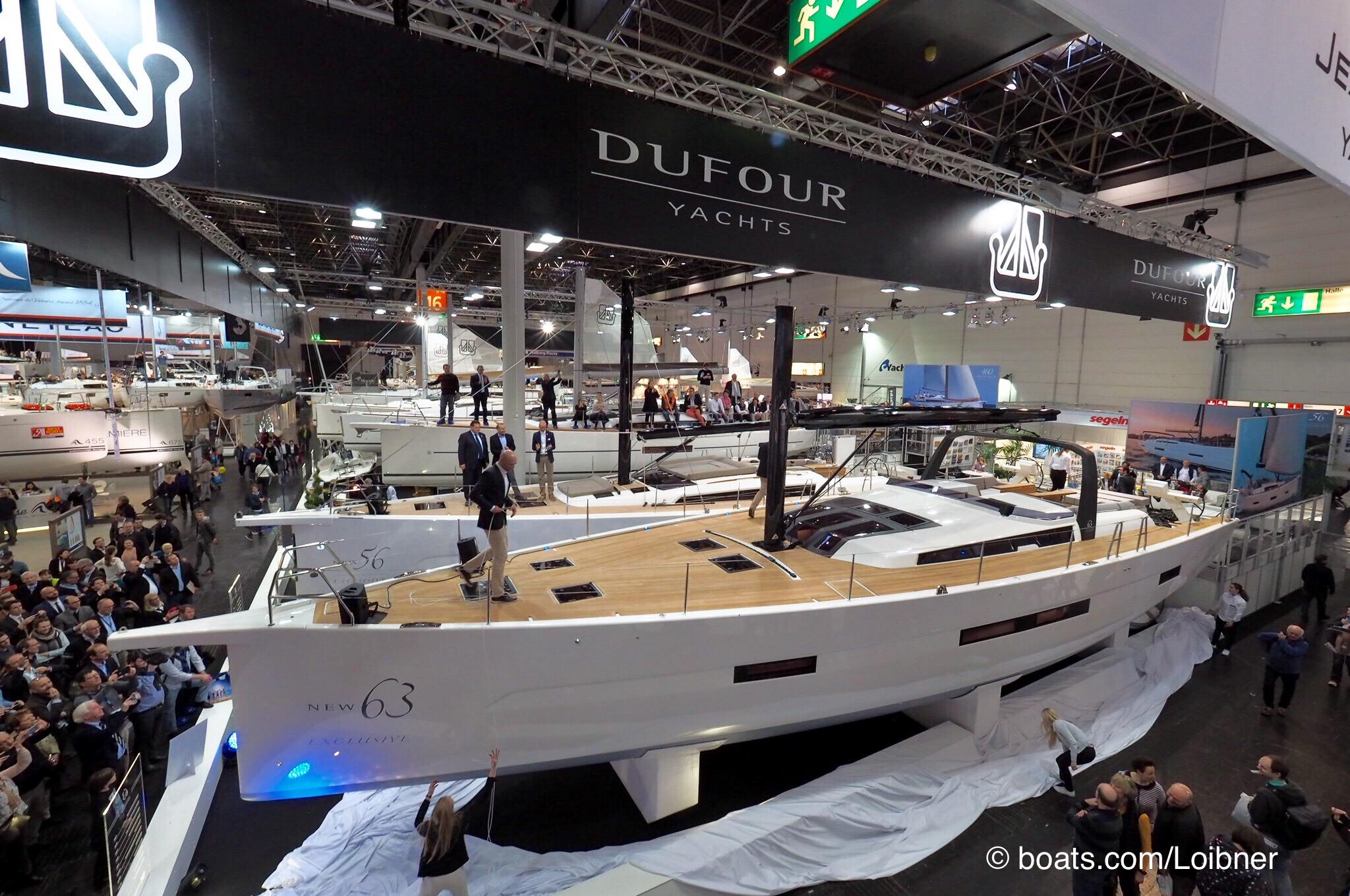 Dufour Exclusive 63: Der Reiz des Großen