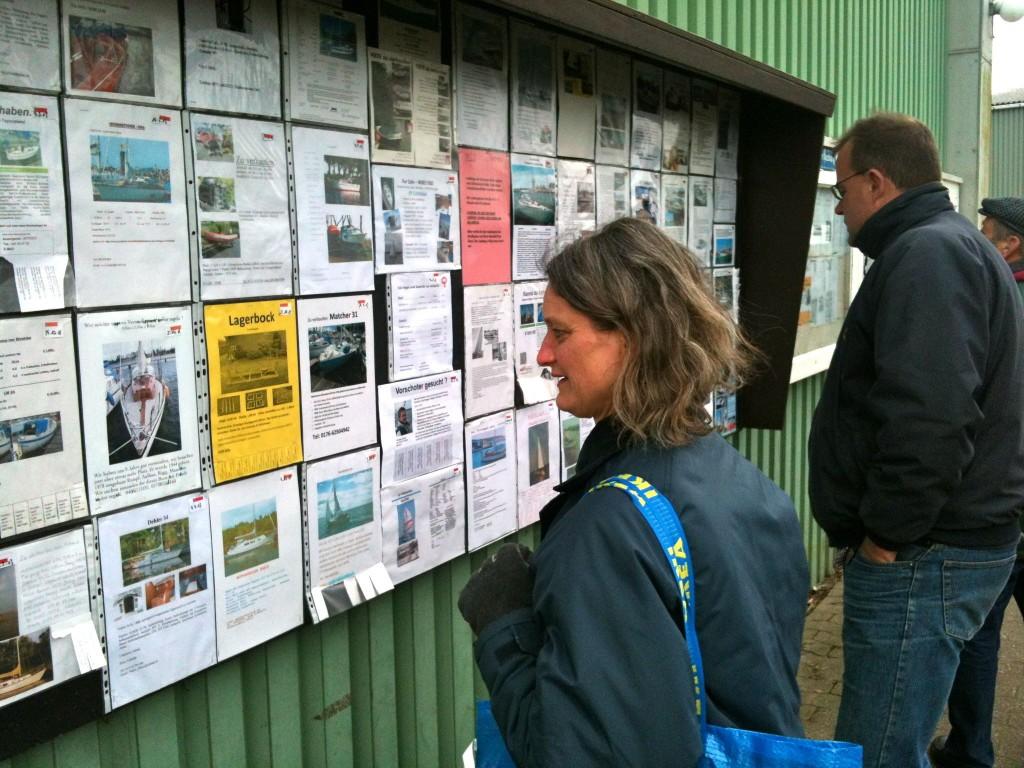 Wer die Wahl hat. Foto: Dieter Loibner/boats.com