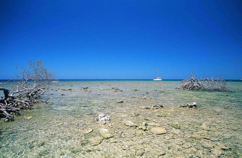 Noch friedlich und verlassen: Cayo Blanca de Casilda und Castros Kuba. Doch wird sich ändern, wenn US-Geld und Touristen auf die Insel strömen. Foto: Carl Victor