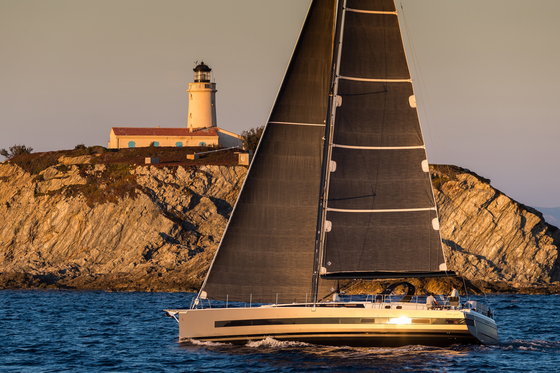 The all new Oceanis Yacht 62 By Beneteau. Ph: Guido Cantini  /  Sea&See