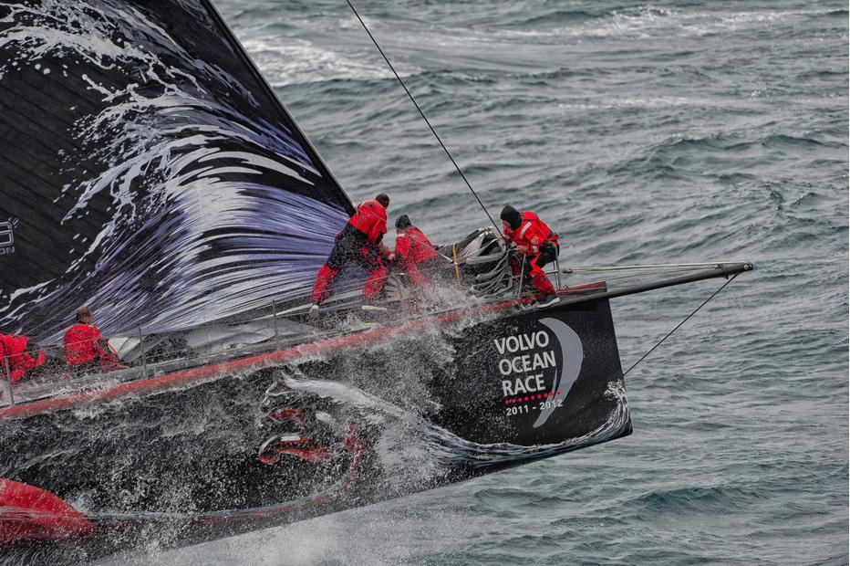 Volvo Ocean Race: Schweres Wetter im Southern Ocean