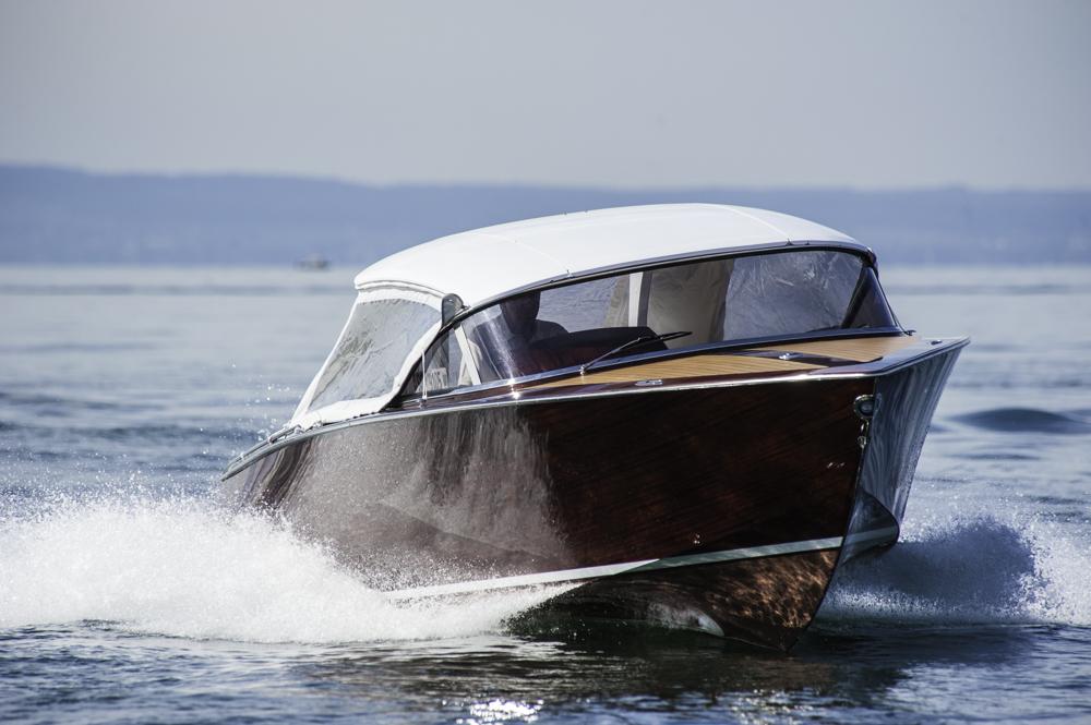 Eines der Rapp'schen Erzeugnisse ist die Lake Constance 760