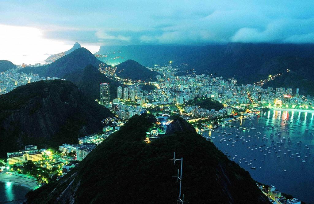Winter in der Wärme: Teil 4 - Rio und Inseln im Atlantik