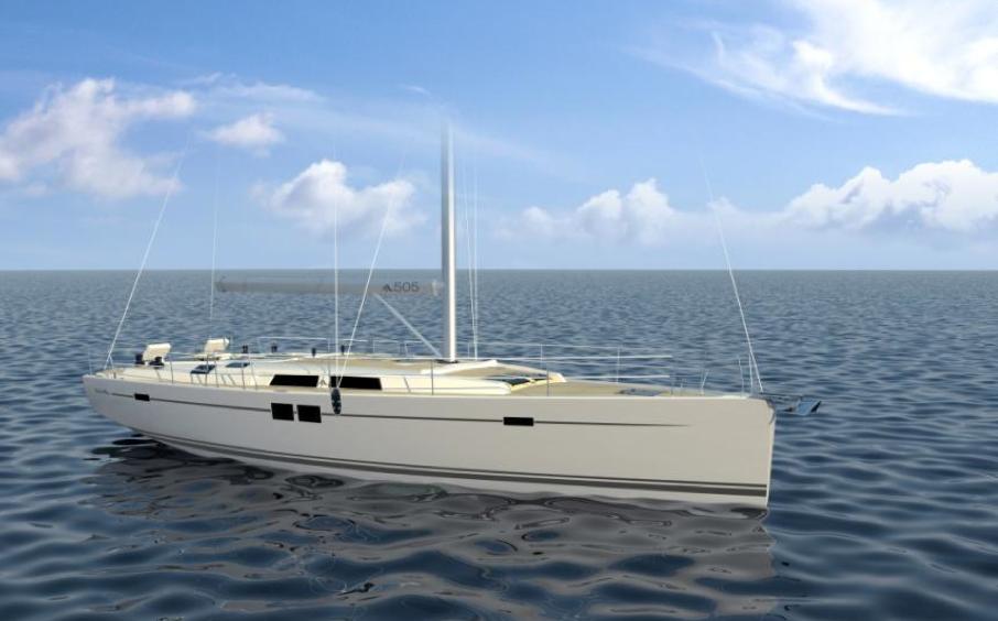 Hanse Yachts: Neuer 50er aus Greifswald