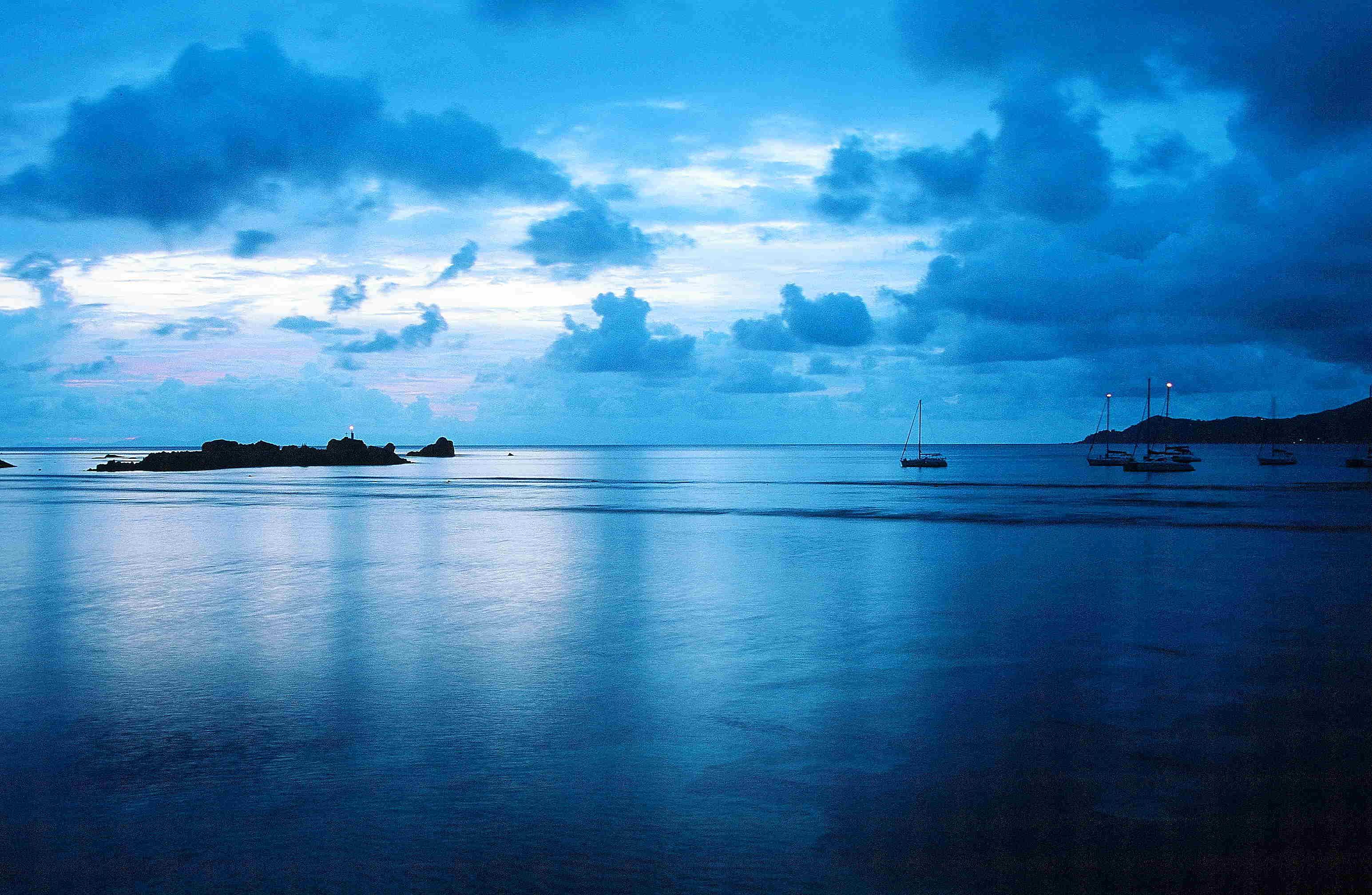 Winter in der Wärme: Teil 5 - Seychellen und Thailand