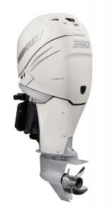 Der 350 ist das neue Topmodell der Verado-Reihe.