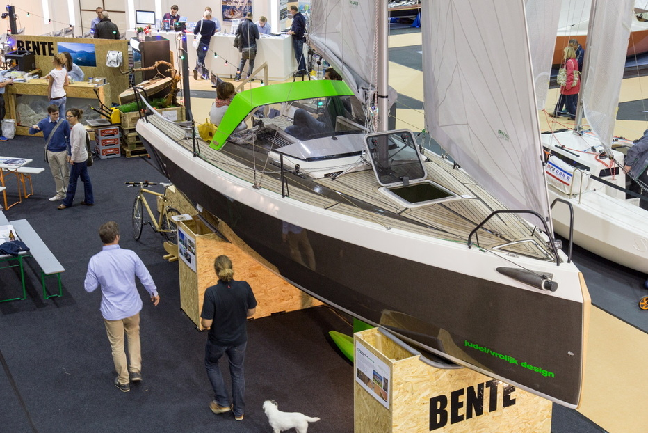 Die neue Grüne Bente Foto YACHT/Reineke