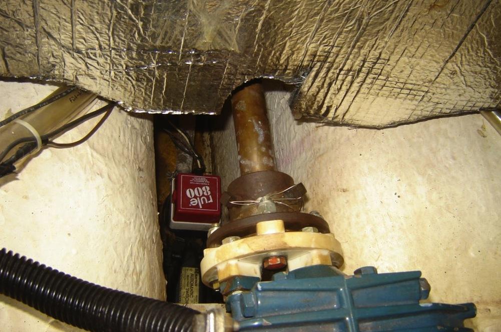 Kleine Ursache, große Wirkung. Wenn die Bilgenpumpe versagt, steht viel auf dem Spiel. Foto: www.dejardine.com