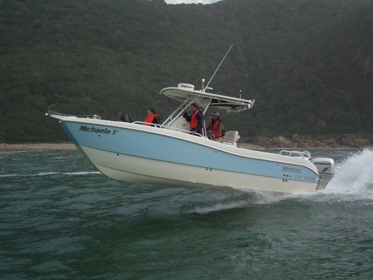 Gutes handwerk des Skippers macht sich nicht nur bei Luftsprüngen bezahlt sondern auch bei der Steigerung der Effizizienz. Foto: Honda Motors