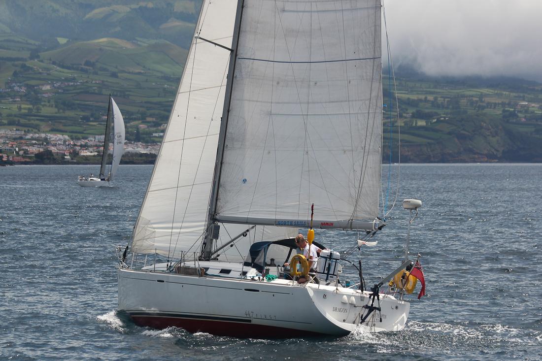 Beneteau First 44.7 Ein guter Satz Segel verbessert Fahreigenschaften und Zuverlässigkeit eines Bootes und sorgt für bessere Geschwindigkeit.