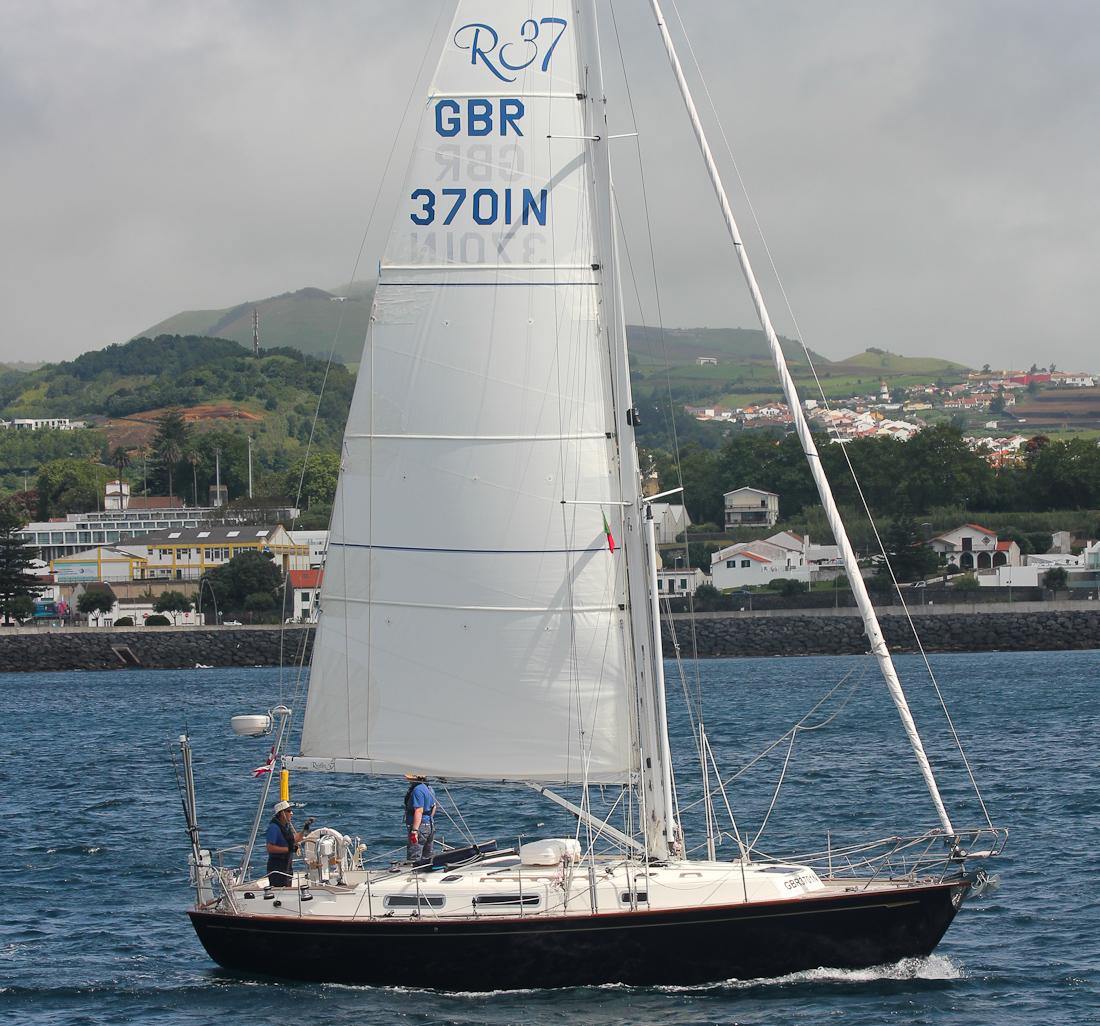 Auch ältere Boote profitieren von durchgelatteten Großsegeln, die weniger schnell verschleißen und länger ihre Form halten.