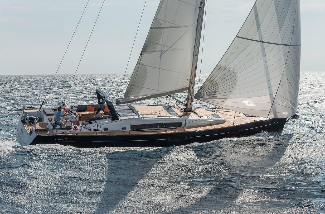 Beneteau Oceanis 60: Flaggschiff mit Fähigkeiten