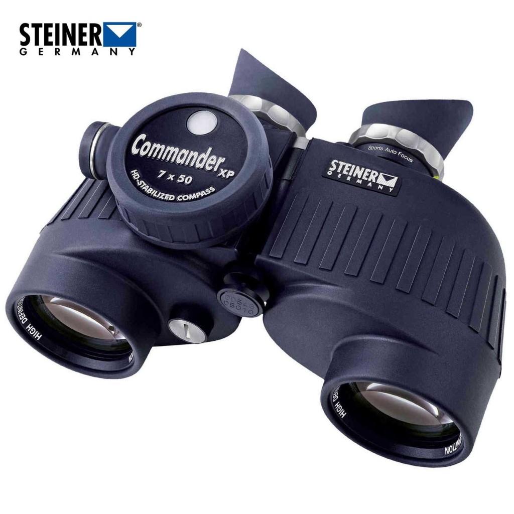 Steiner Commander Global 7 x 50 Compass