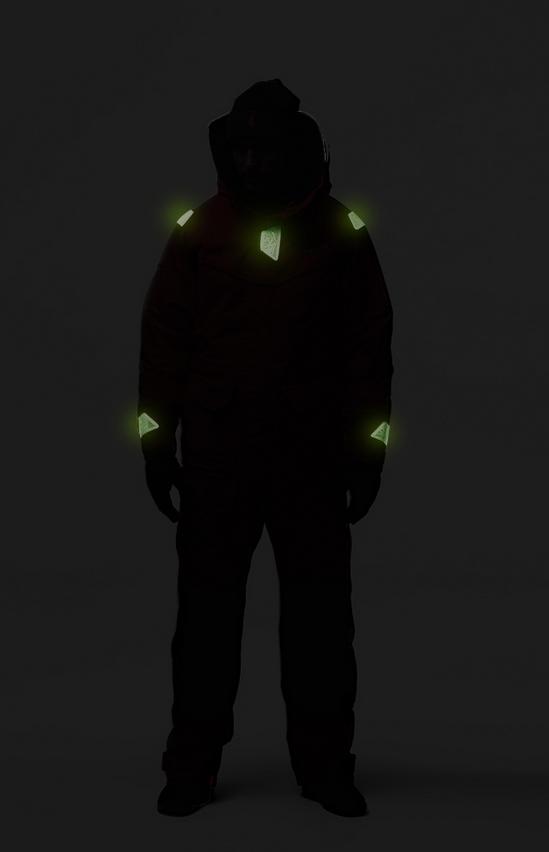 Musto Photoluminescent MPX
