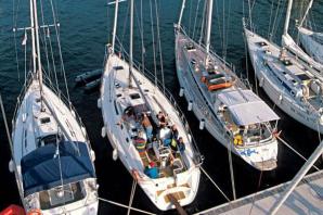 Seemannschaft: Römisch-katholisch anlegen