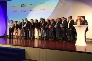 Video: European Powerboat of the Year Awards 2015