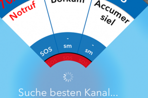 DP07-App: Seefunk fürs Smartphone